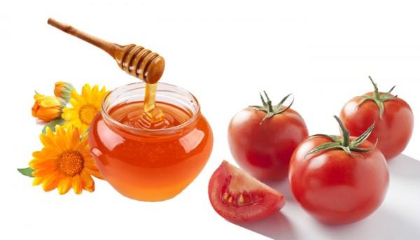 Mặt nạ dưỡng da bằng cà chua