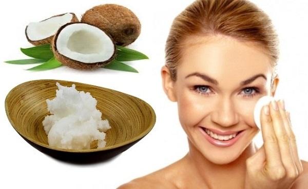 Mặt nạ dưỡng da bằng dầu dừa