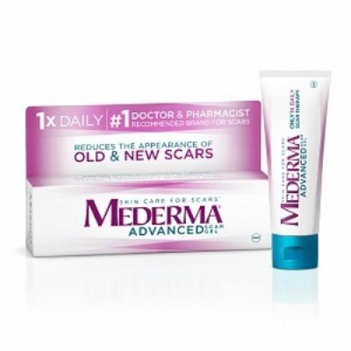 Kem trị sẹo Mederma - Kem trị sẹo lồi lâu năm